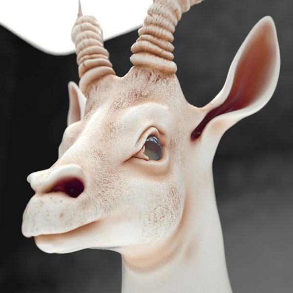 Tristan Henry-Wilson's 3D Art