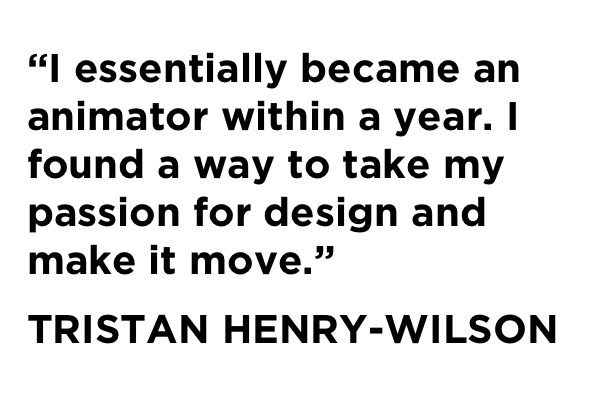 Tristan Henry-Wilson Quote