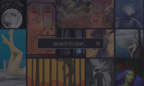 INPRNT's Discover App